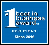 #1 Best In Business Award